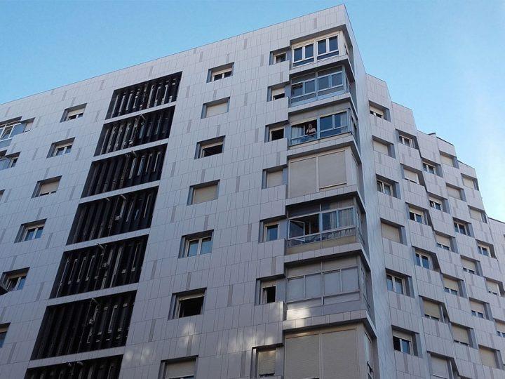 Descubre las fachadas ventiladas