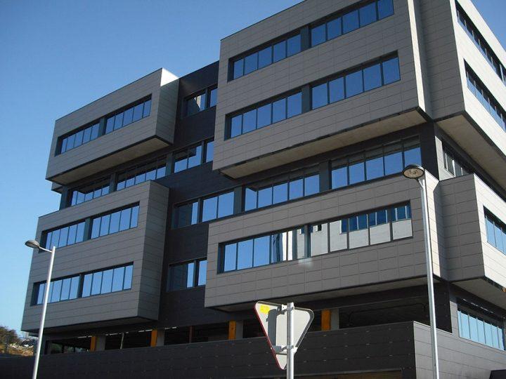 La rehabilitación térmica de una fachada: La fachada ventilada