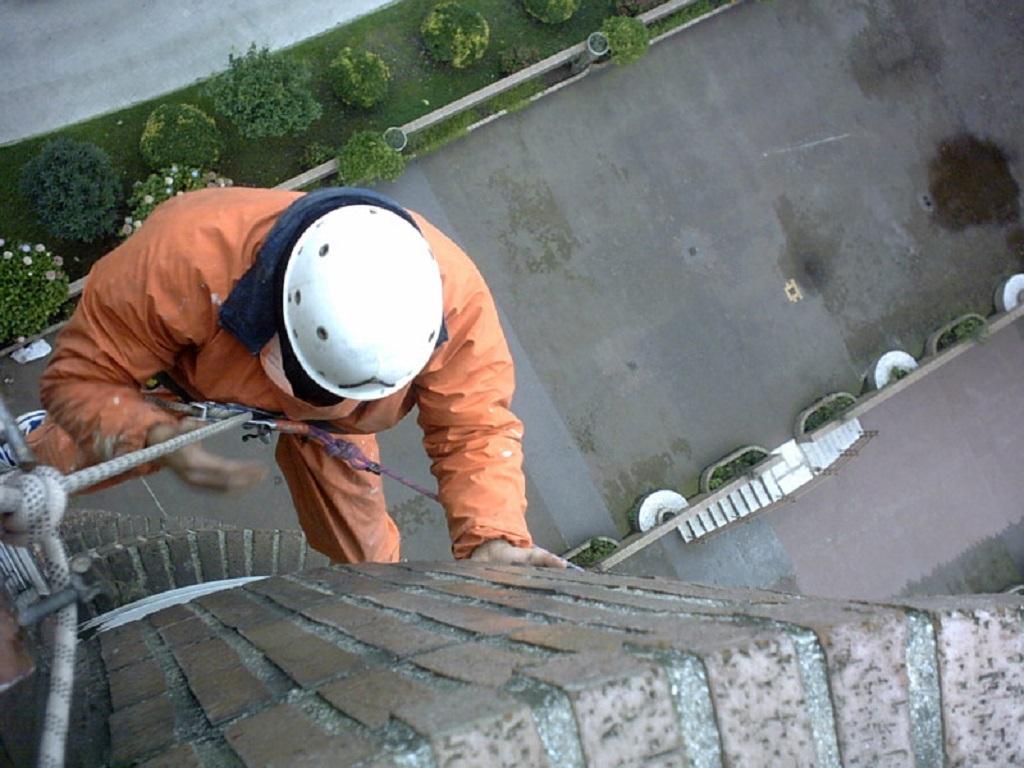 Consejos para llevar a cabo trabajos verticales
