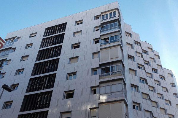 Mejores soluciones para el aislamiento térmico de fachadas